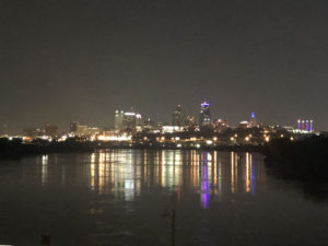KC Skyline at Night